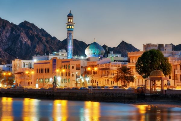 Asendia Destination Oman