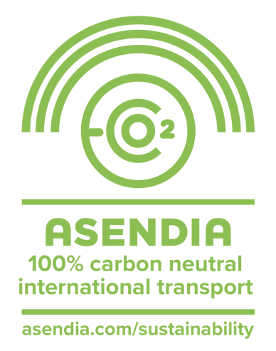Sustainability Icon (Green) with Transparent Background